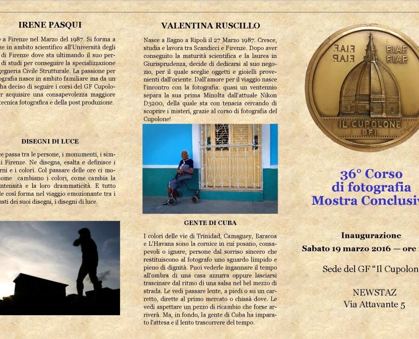Brochure 19 marzo 2016 FRONTE